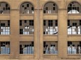 Ventanas rotas Broken windows © WU PHOTO Archivo Fotográfico Reportajes Willy Uribe
