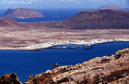 Isla de La Graciosa. Alexander von Humboldt. Archipiélago Chinijo. Islas Canarias. Tengo Sitio Libre. Blog de Willy Uribe.
