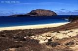 Playa de Las Conchas. Isla de La Graciosa. Archipiélago Chinijo. Islas Canarias. Tengo Sitio Libre. Blog de Willy Uribe.