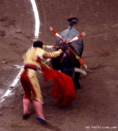 Abolición corridas de toros Spain WU PHOTO © Willy Uribe