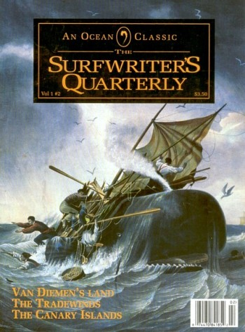 The Surfwriter's Quarterly