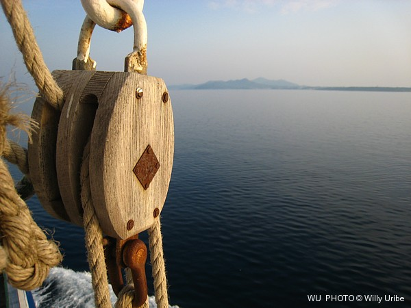 Sailing Dalmatia Croatia Europe Ships © WU PHOTO Archivo Fotográfico Reportajes Willy Uribe