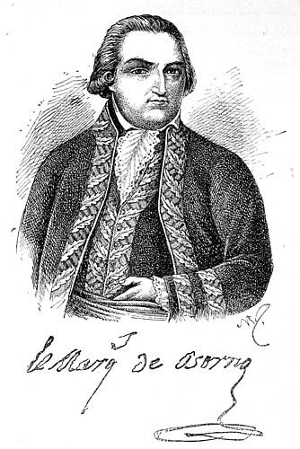 Ambrosio O'Higgins (en irlandés: Ambrós Ó hUiginn) (Ballenary, Irlanda, 1720 - Lima, Virreinato del Perú, 19 de marzo de 1801)