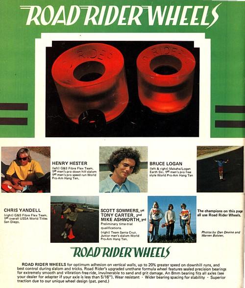 Skate Vintage Longboard 70's Tengo Sitio Libre. Blog de Willy Uribe