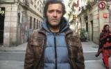 Willy Uribe Huelga de hambre. Indulto David Reboredo. Barcelona 2012
