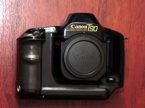 Cámara Canon T 90