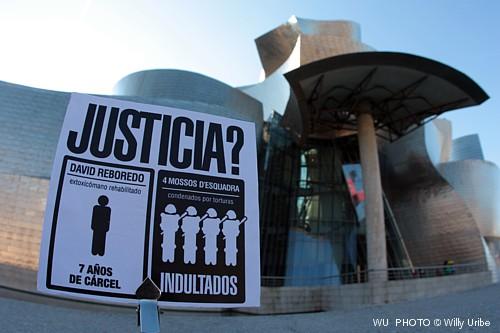 Guía visual de Bilbao. Guía fotográfica.  Turismo Bilbao. Museo Guggenheim.