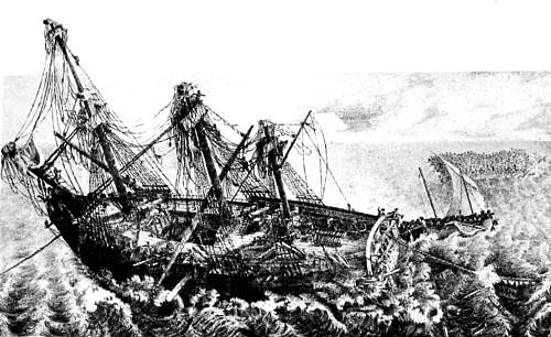 Naufragio de la fragata Medusa