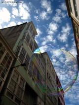 Burbuja Ferrol Galicia Spain