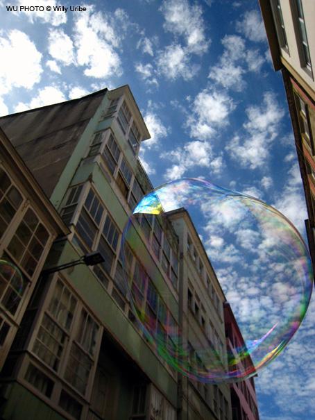 Burbuja Ferrol Galicia Spain WU PHOTO © Willy Uribe