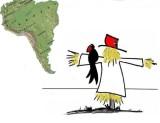 Larry & Bertleman. Sudamérica invasión España.