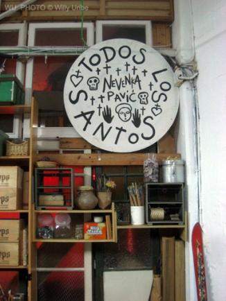 Nevenka Pavic art Barcelona