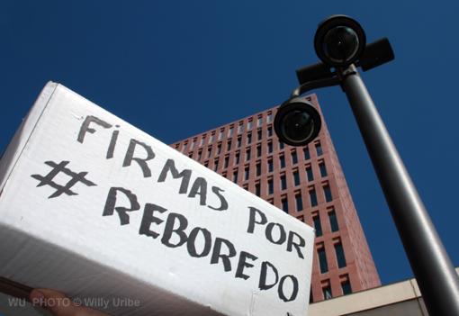 200.000 firmas. Ministerio de Justicia: Indulto para David Reboredo