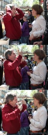 Sant Jordi, libros, Negra y Criminal, Barcelona, Paco Camarasa