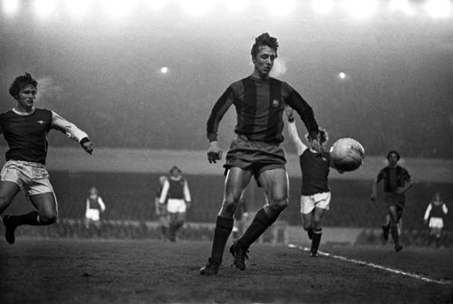 Joahn Cruyff fútbol Barcelona