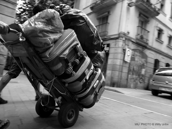Salomón el africano. Relato. Willy Uribe. Barcelona 2013.