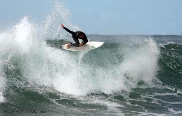 Txaber Gaminde, Sopelana, Surf