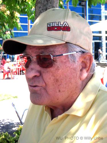 José Luis Elejoste, 2011. WU PHOTO © Willy Uribe
