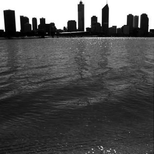 Perth skyline. Australia. WU PHOTO © Willy Uribe Archivo fotográfico Reportajes