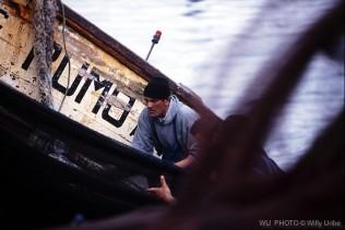 Pescadores en Peniche. Portugal. WU PHOTO © Willy Uribe Archivo fotográfico Reportajes
