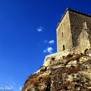Castillo de Uclés. Cuenca. Castilla La Mancha. Spain. WU PHOTO © Willy Uribe Archivo fotográfico Reportajes