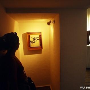 Museo de Arte Abstracto Español. Cuenca. Castilla La Mancha. Spain. WU PHOTO © Willy Uribe Archivo fotográfico Reportajes