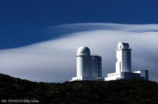 Observatorio astronómico del Teide. Tenerife. Canary Islands. Instituto de Astrofísica de Canarias. C/ Vía Láctea, s/n WU PHOTO © Willy Uribe Archivo fotográfico Reportajes