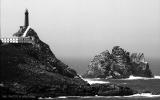 Faro del Cabo Villán. Costa da Morte. Galicia. Tengo Sitio Libre. Blog de Willy Uribe