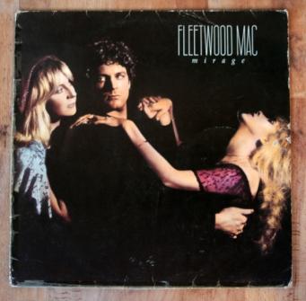 Fleetwood Mac. Mirage. Tengo Sitio Libre. Blog de Willy Uribe