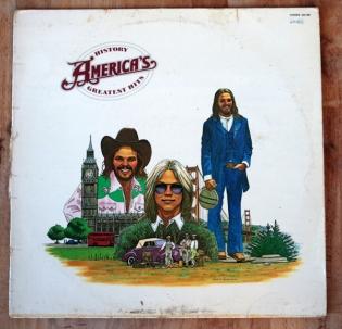 America's history greatest hits. Tengo Sitio Libre. Blog de Willy Uribe