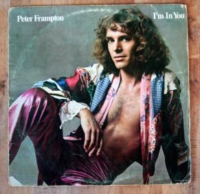 Peter Frampton. I'm in you. Tengo Sitio Libre. Blog de Willy Uribe