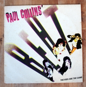 Paul Collins' Beat. The kids are the same. Tengo Sitio Libre. Blog de Willy Uribe