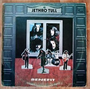 Jethro Tull. Benefit. Tengo Sitio Libre. Blog de Willy Uribe
