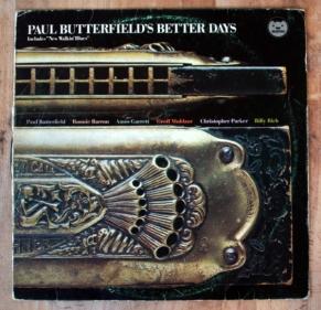 Paul Butterfield's better days. Tengo Sitio Libre. Blog de Willy Uribe