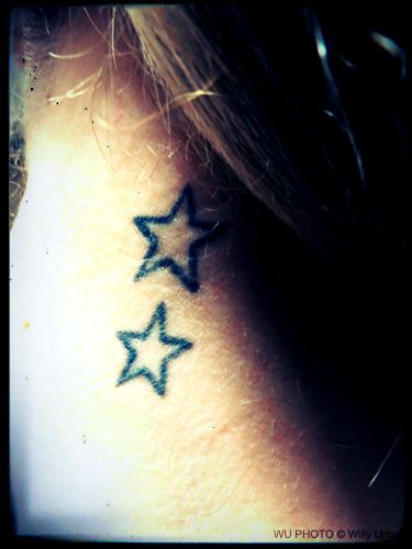 Tres estrellas. WU PHOTO © Willy Uribe