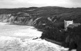 Años 40 siglo XX. Playa de Arrietara. Sopela. Uribe Kosta. Basque Country. © Archivo Willy Uribe