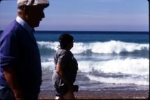Playa de Sopela. Euskadi. Factor Humano - WU PHOTO © Willy Uribe
