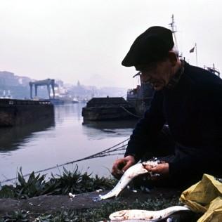 Ría de Bilbao. Euskadi. Factor Humano - WU PHOTO © Willy Uribe