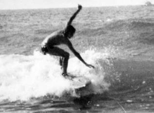 La Salvaje. 1985. Foto Juanjo Rivero.