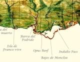 Isla Conejos. Exclusive surf island in Spain Larry & Bertleman Surf Trips