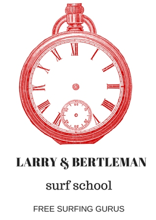 Larry & Bertleman Surf School Free Surfing Gurus