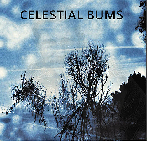 Celestial Bums. The starry night
