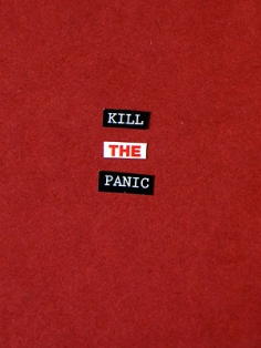 Kill the Panic. Relatos Tipográficos. Willy Uribe, 2015