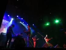 Celestial Bums. Sala Barts. Barcelona. Festival Interestelar. 2016