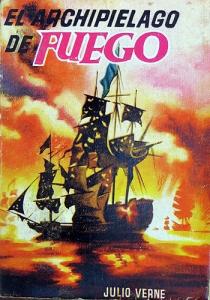El archipiélago de fuego – Julio Verne