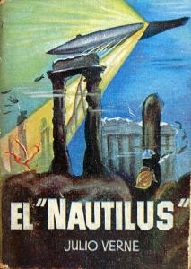 El Nautilus – Julio Verne