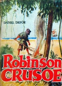 Robinson Crusoe – Daniel Defoe