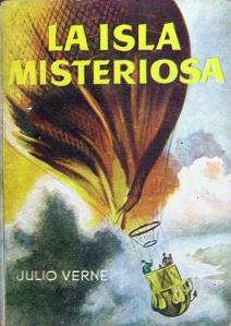 La isla misteriosa – Julio Verne
