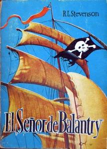 El Señor de Ballantrae - Robert Louis Stevenson