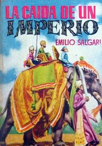 La caída de un imperio – Emilio Salgari
